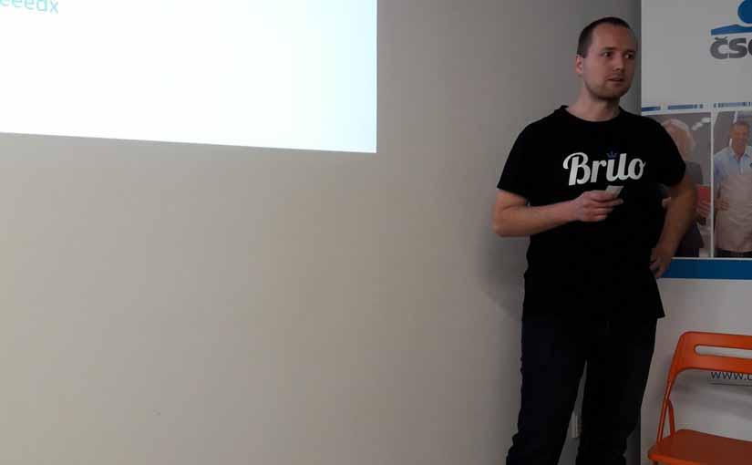 Rozhovory s přednášejícími – Martin Hlaváč